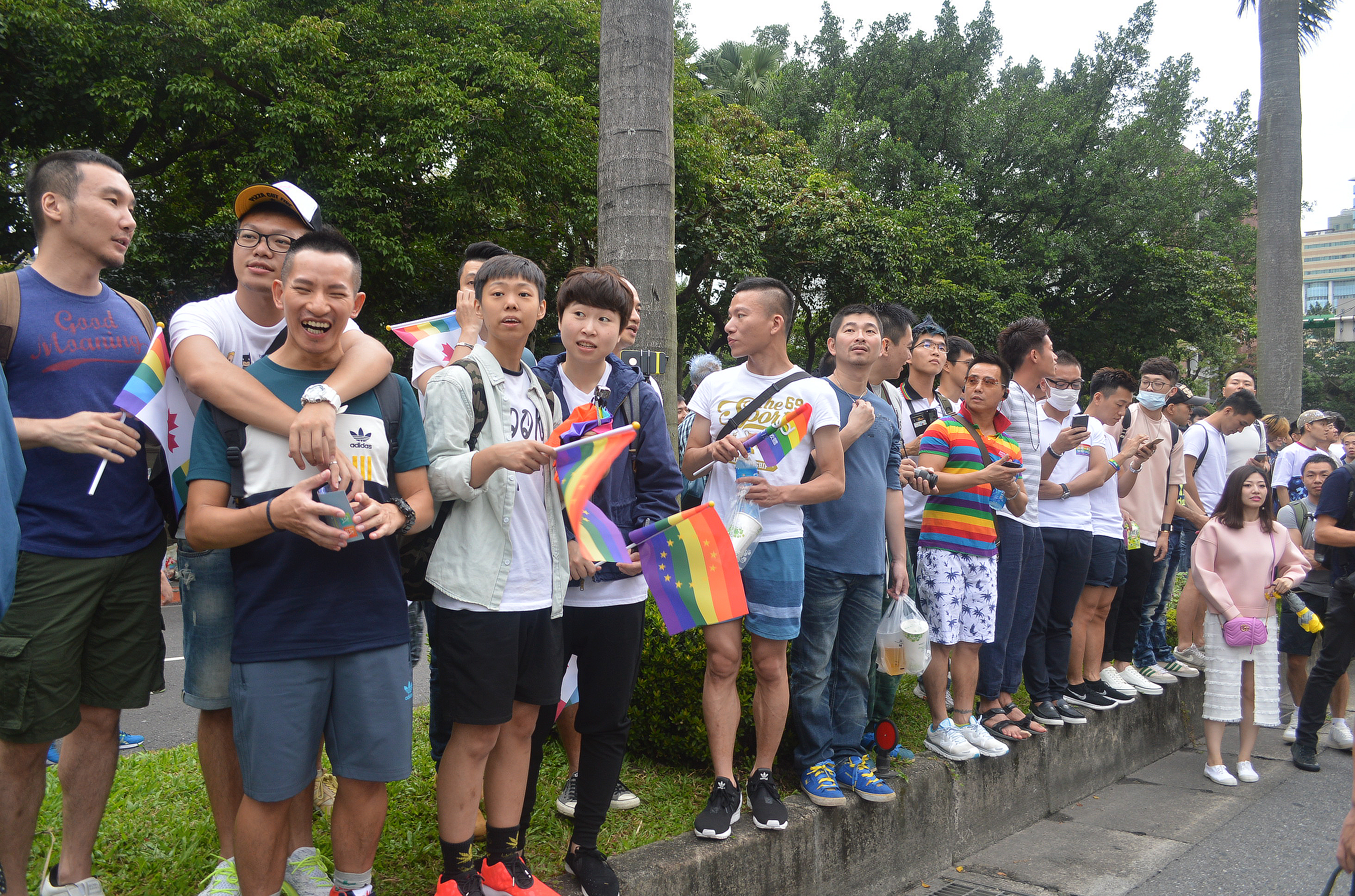 Taiwan's Path to Marriage Equality